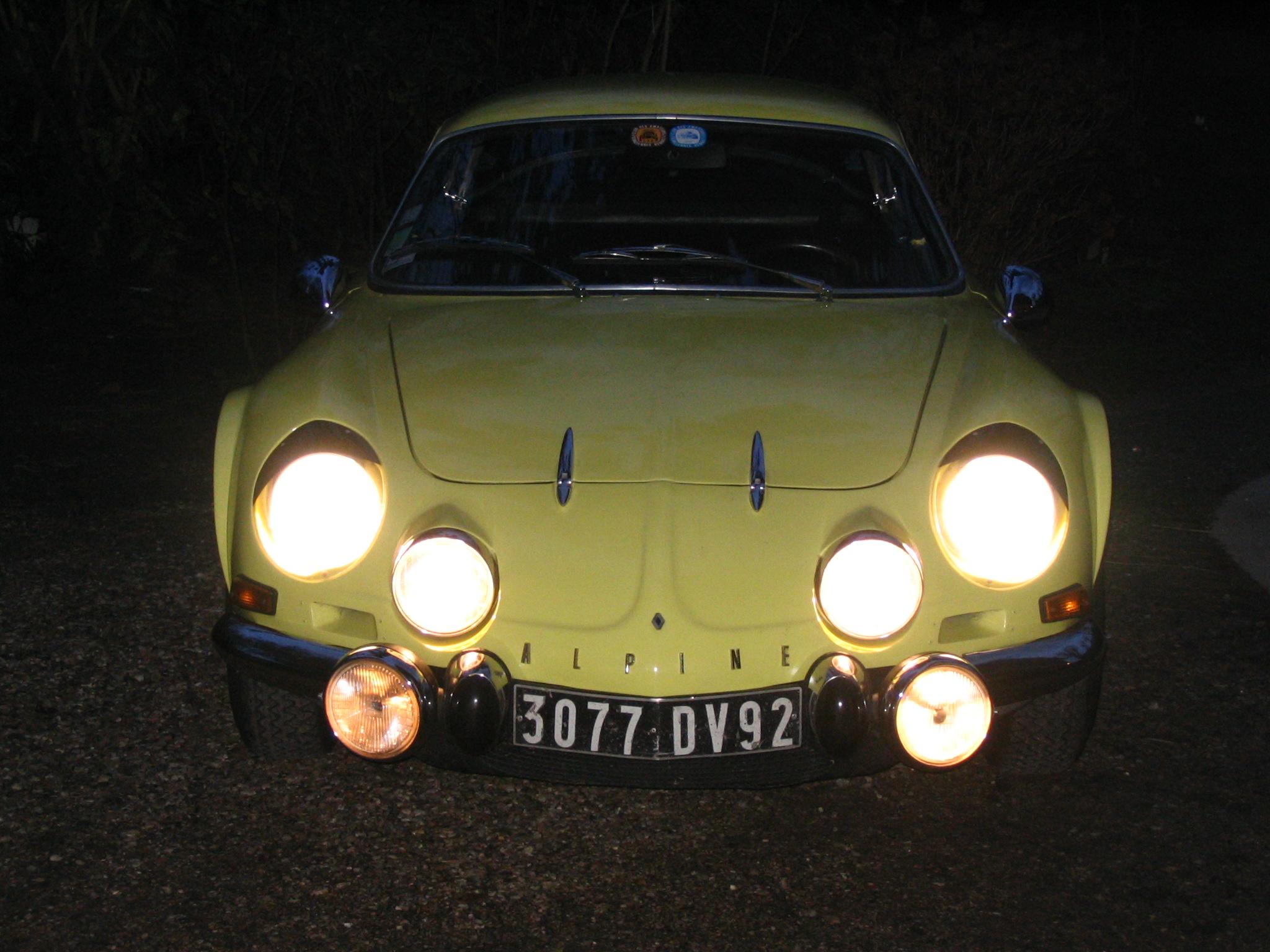 A110 1600SC