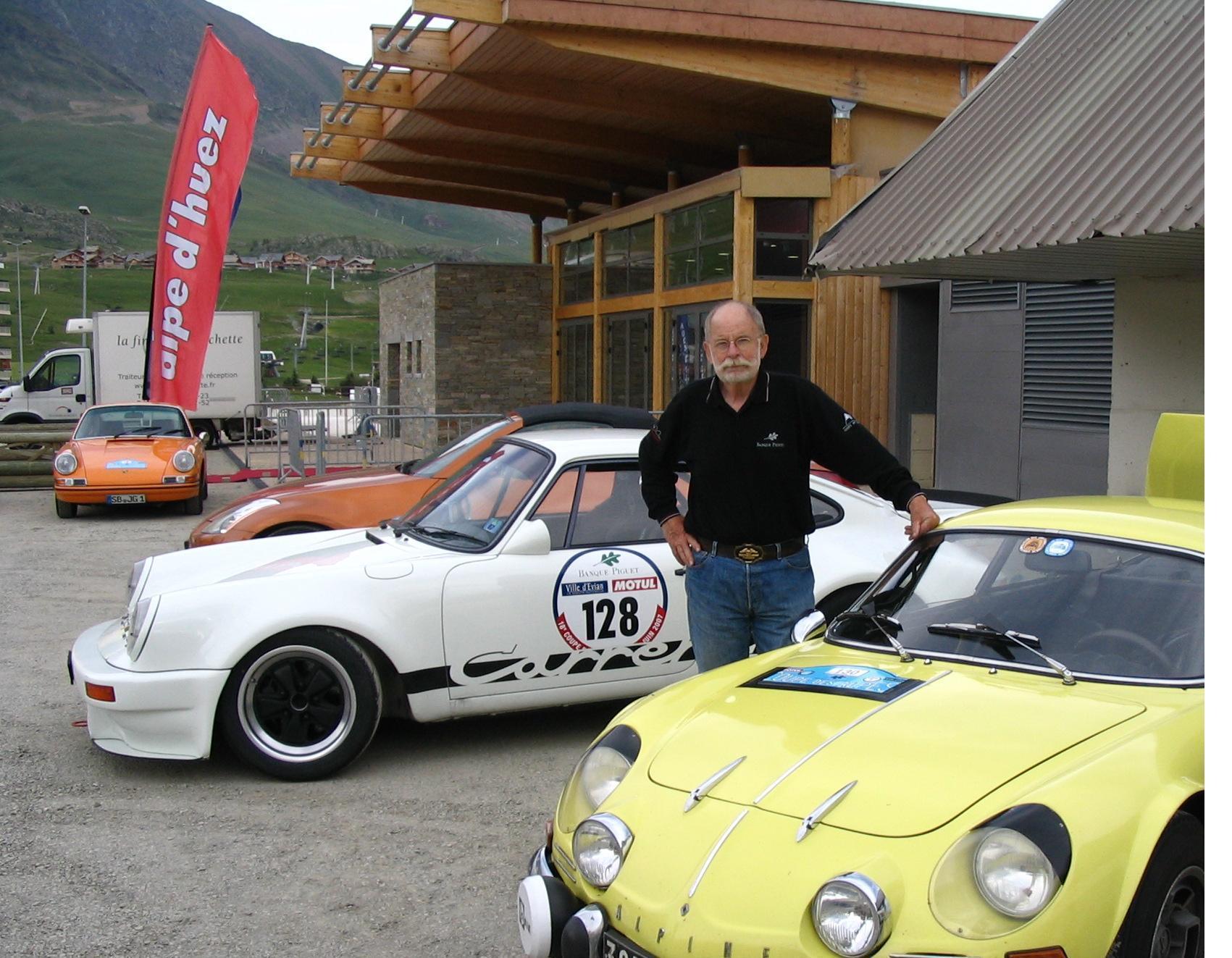 Coupe des Alpes 2007