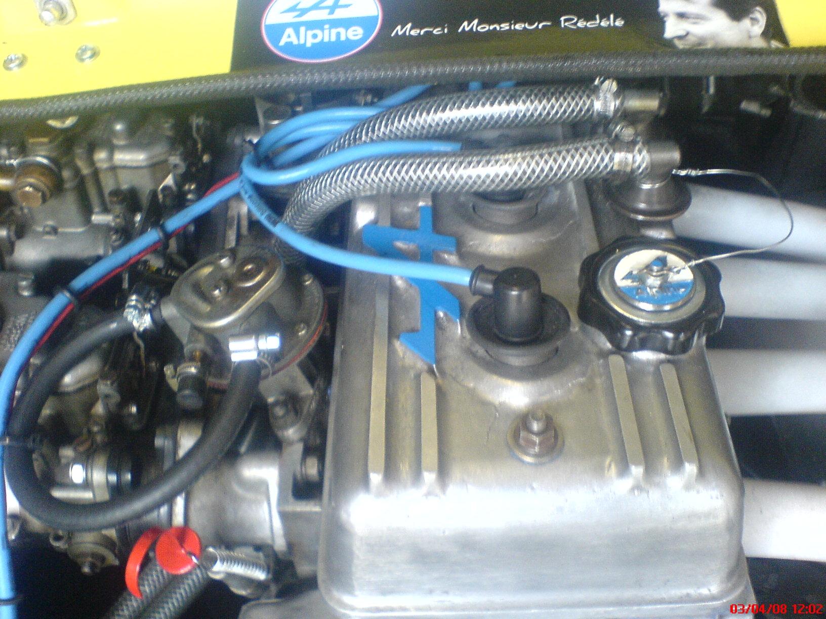 ALPINE RENAULT A110 1600SC